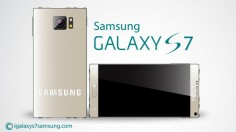 Asteptari pentru Samsung Galaxy S7