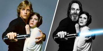 Actorii preferati din Star Wars, atunci si acum