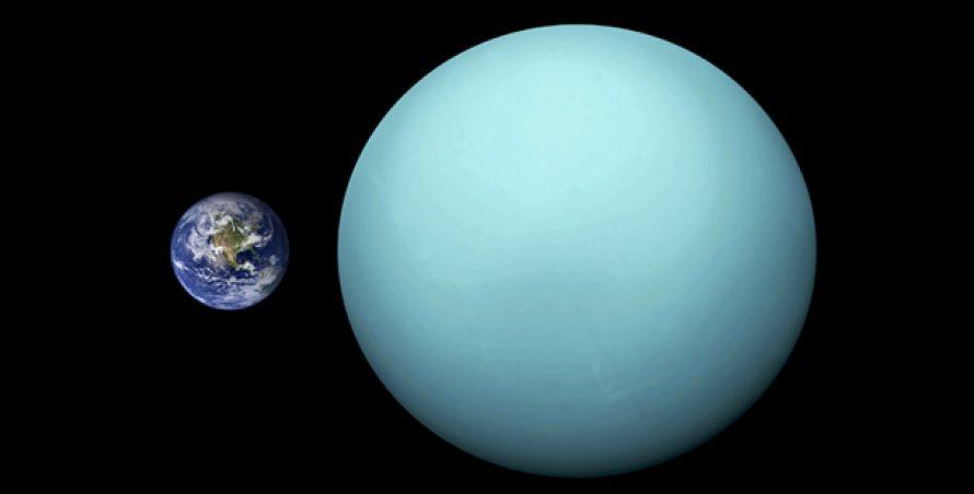 Fapte interesante despre Uranus pe care probabil nu le stiati