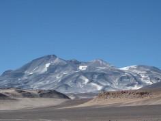 cel mai inalt vulcan din lume